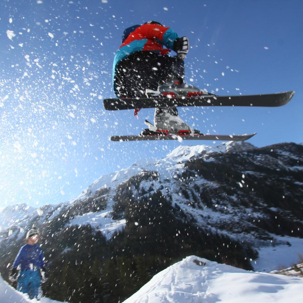Familie wintersport de Berghut.com Oostenrijk Rauris