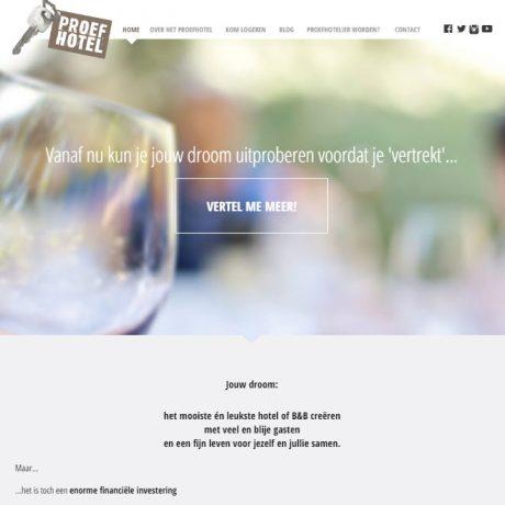 _foto website proefhotel