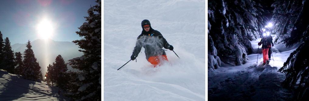 sneeuwbelevingsweken Proefhotel Patrick en Mirjam