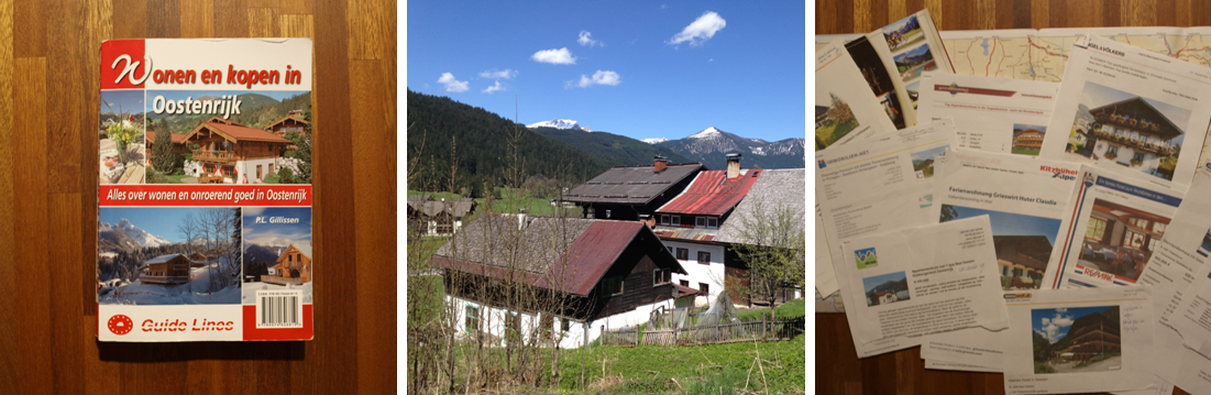 ik vertrek Patrick en Mirjam proefhotel Oostenrijk