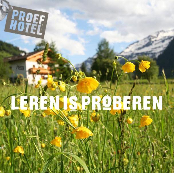 __proefhotel Oostenrijk met logo