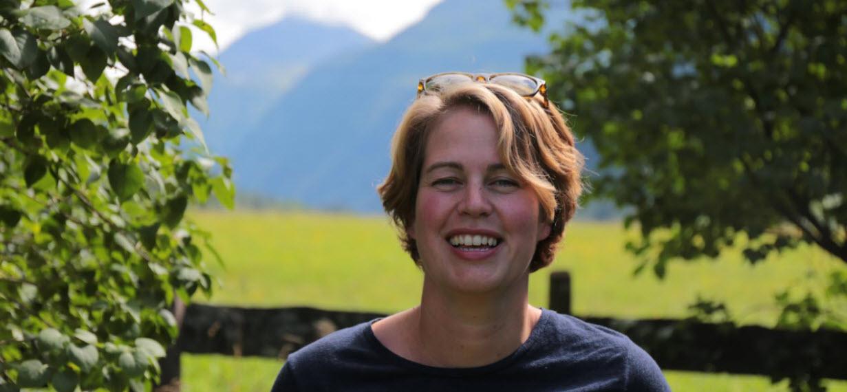 Leonie bijzondere gezinsvakanties Oostenrijk de Berghut breed