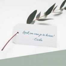 Carla's eersteProefhotelblog:Voelen dat je leeft