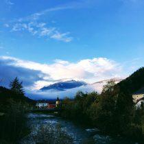 Ik ben in Oostenrijk aangekomen!