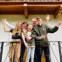 Rianne, Michiel en kids gaan voor Proefhotel XL!