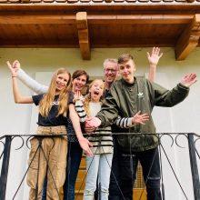 Rianne, Michiel+Kids